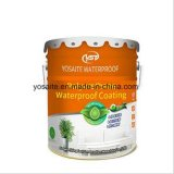 Single Component PU Waterproof Coating for tiles