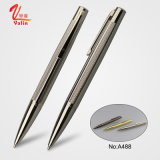 New design Customized Rose Gold Metal Ball Pen on Sell