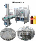 Dcgf Series of Washing-Filling-Capping  Carbonated Soft Beverage Drink  3-in 1 Filling Bottling Machinery