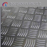 1050 1060 1100 3003 5052 5 Bar Aluminum Checkered Plate