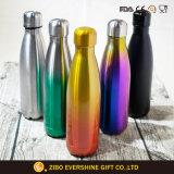 500ml Vacuum Stainless Steel Sports Metal Water Bottle
