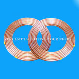 "1/2""X0.81 Type L Soft Annealed Pancake Coil Copper Tube"