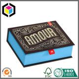 Ribbon Pull Book Shape Cardboard Paper Gift Box