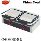Commercial Restaurant Factory Industrial Gas Contact Grill
