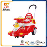 Factory Products Kids Toy Swing Car with Basket Wholesale