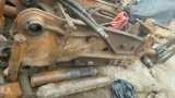 Used Furukawa Hydraulic Breaker/Hammer with Wedge /Blunt Chisels
