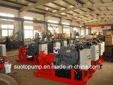 Diesel Engine Fire Fighting Pump System