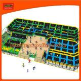 Patented Design Trampoline Park for Kids