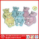 Hot Sale Plush Bear Toy with Moveable Arm Leg