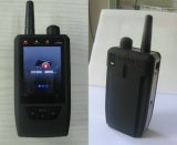 3G GPS Mini Wireless H. 264 Monitor Handheld Portable Track Handy Police Mobile DVR (RC-8001HDB)
