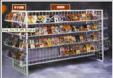 CD Wood Shop Shelf Store Rack Display Rack (GDS-020)