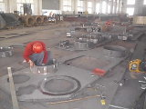 Steel Structure Fabrication Crane Parts (36)