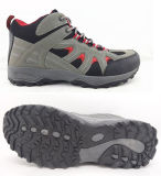 Best Selling Hiking Shoes with PVC Injection Outsole (H-2011)