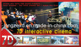7D Cinema for Playing Shooting Games