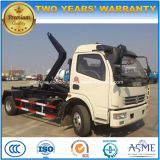 Dongfeng 4X2 7 Tons Arm Roll off Garbage Truck 7 Cbm Pull Arm Truck