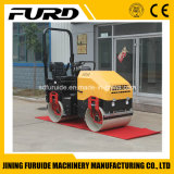 Hydraulic Vibrator Soil Compactor Mini Road Roller Compactor (FYL-900)