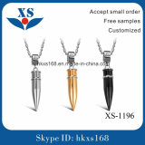 High Quality Stainless Steel Bullet Pendant