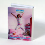 Promotional Gift 3D Cover Mini Notepad