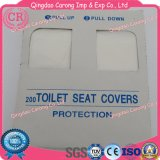 Flushable Disposable Toilet Seat Cover Paper