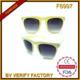 F6997 Modern Yellow Sunglasses Meet Ce FDA