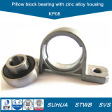 Pillow Block Bearing with Zinc Alloy Housing (KP08)