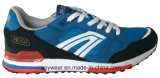Men′s Leather Sports Shoes Athletic Footwear (815-9544)