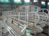 11.4m Marine Aluminium Translational Gangway, China Sola Wharf Ladder Prices