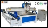 CNC Router 4 Axis Woodworking CNC Machine with Cylinder Rotary