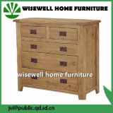 Cabinet Type and Wood Material 2+3 Chest