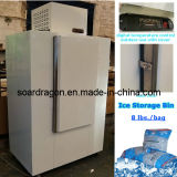 Freezing Ice Storage Bin with Digital Temperature Control (DC-420)