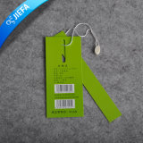 China Directly Factory Customized Paper Garment Hang Tag