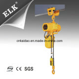 0.3ton Electric Chain Hoist with Manual Trolley (HKDH00301S)