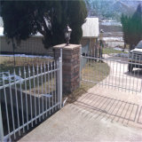 Coated Palisade Fencing ISO9001: 2008