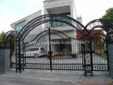 New Decorative Forged Garden Iron Gate