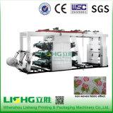Ytb-6600 6colors High Speed PVC Sheet Flexo Printing Equipment