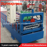 Standard Color Steel Sheet Roof Ridge Cap Roll Forming Machine