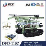 Dfd-110z Rock Drill Hard Rock Pole Drilling Machine