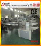 Automatic Food Packaging & Packing Machine for Biscuit /Cake/Bread/Cookies/Swiss Roll/Chocolate Bar (Zp320)