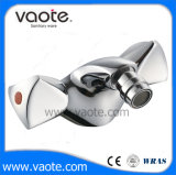 Double Handle Brass Body Bidet Faucet/Mixer (VT60804)