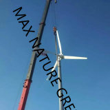 10kw Hawt Wind Turbine with 220volts AC Output