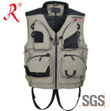 Recently Fishing Vest with Ce Certificate Approval (QF-1913)