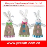 Easter Decoration (ZY15Y303-1-2-3) Easter Bunny Graduation Gift