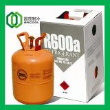 99.8% Purity 6.5kg R600A Refrigerant