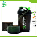 500ml Spider Shaker Bottle, BPA Free, Food Grade