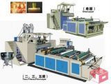 LDPE LLDPE Multi-Layer Stretch Film Machine