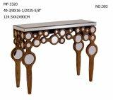 Luxury Home Decor Mirror Furniture Console Table