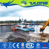 Jl300 Hydraulic Self Propelled Cutter Suction Dredger for Sale (12′′)