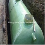 China Manufacture Fiberglass Conventional Septic Tank System