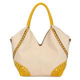 New Design Rivet Leather Fashion Hobos Handbags (MNLX030020)