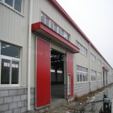 Prefabricated Metal Building for Manufacturing Workshop